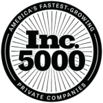 inc. 5000 fastest-growing private companies logo